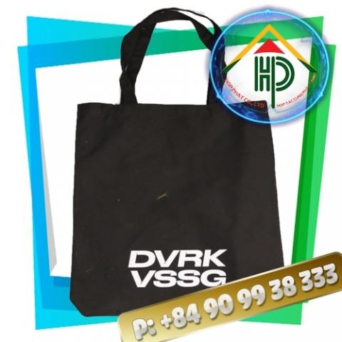 DVRK canvas bag
