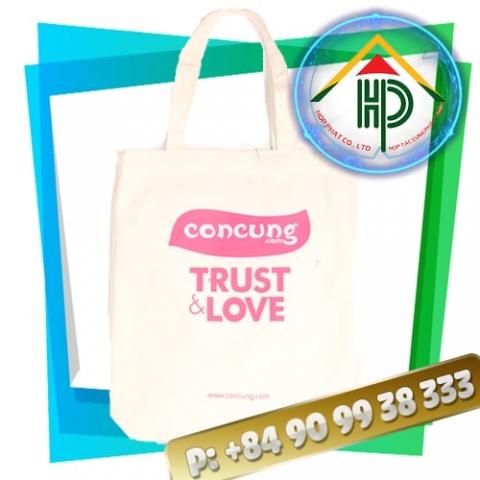 ConCung canvas bag