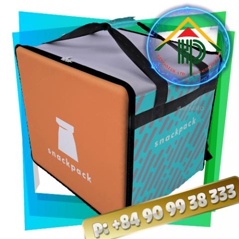 Snackpack Delivery Bag