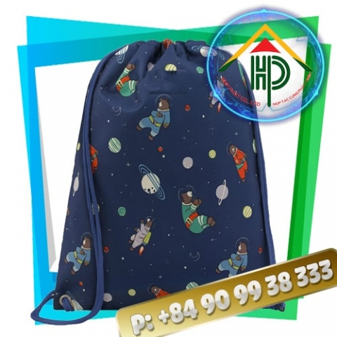 Image of Drawstring Backpack For Kids