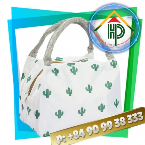 Image of Lunch Bag White