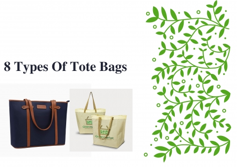 8 Different Types Of Tote Bags
