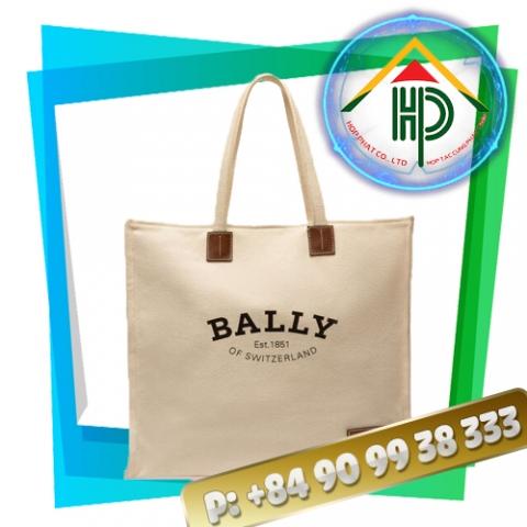 Bally Canvas Bag