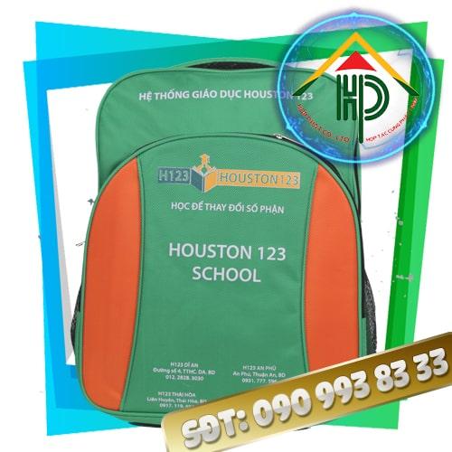Balo Anh Ngữ Houston 123 School