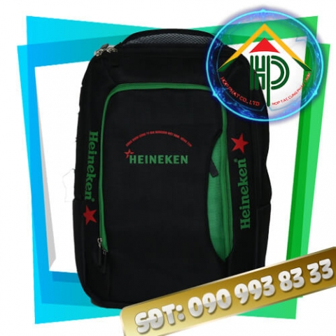 Balo Quảng Cáo Heineken