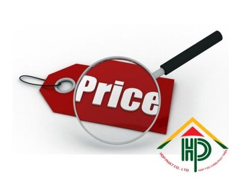báo giá cho sản phẩm