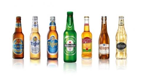 Các sản phẩm của Heineken Việt Nam