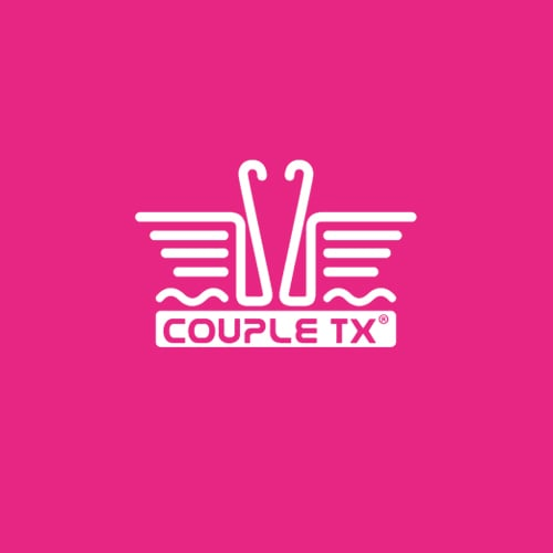 Logo thương hiệu thời trang Couple TX