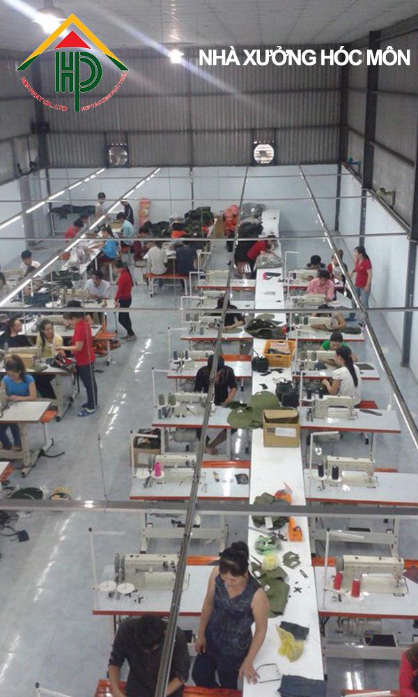 Hình ảnh xưởng sản xuất tại Hợp Phát
