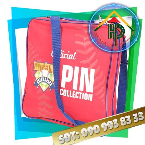 Mặt nghiêng túi chuyên dụng pin