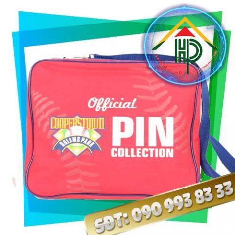 Mặt trước túi chuyên dụng Pin