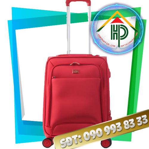 May vali kéo Màu Đỏ