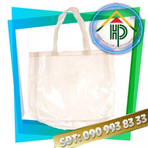 Túi xách thời trang trong suốt SPO