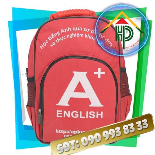 Balo Anh Ngữ A+ English