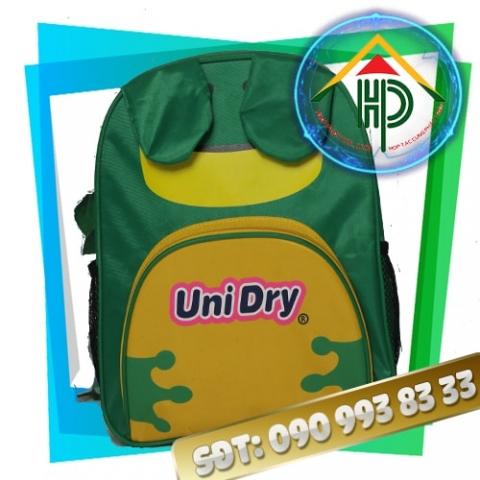 Balo trẻ em Unidry mặt trước