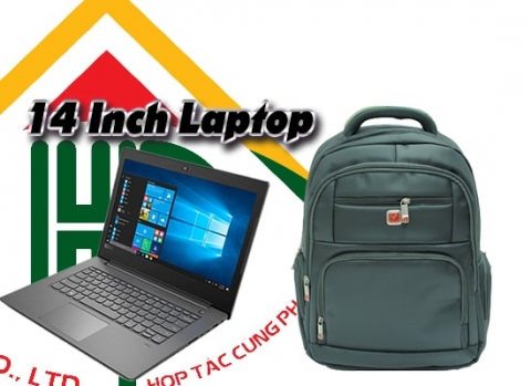 balo 14inch cho laptop