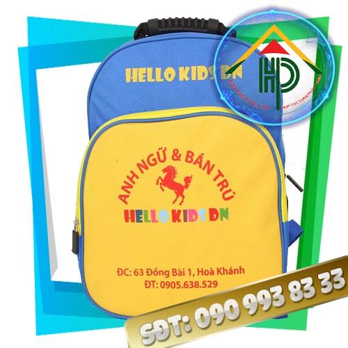 Balo Anh Ngữ Hello Kidsdn