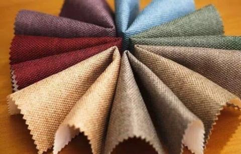 vải canvas đa dạng màu sắc