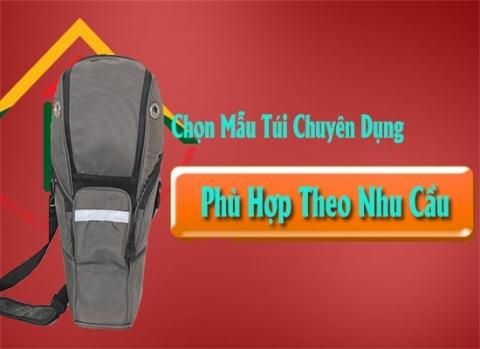 chọn mẫu túi chuyên dụng phù hợp cho nhu cầu