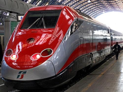 Công ty đường sắt Trenitalia