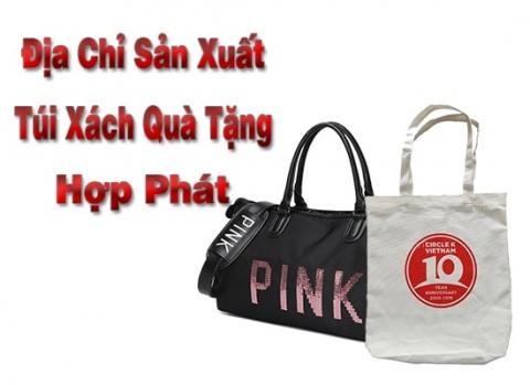 địa chỉ sản xuất túi xách quà tặng tphcm