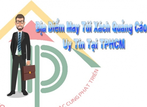 địa chỉ may túi xách quảng cáo tphcm