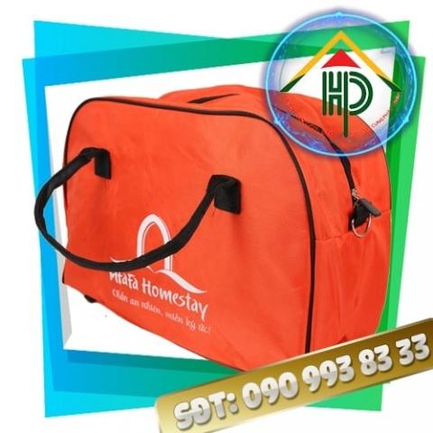 mẫu túi xách quà tặng Afafa Homestay tại hợp phát