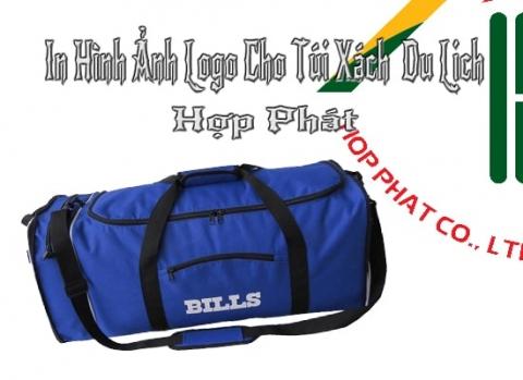 in hình ảnh logo cho túi xách du lịch