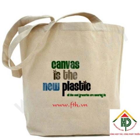 in logo thương hiệu cho túi xách quà tặng