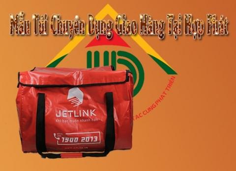 mẫu túi chuyên dụng giao hàng tại hợp phát