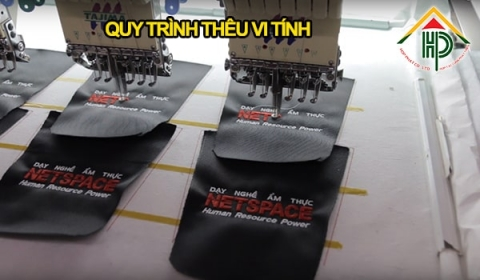 máy móc sản xuất túi xách quà tặng hiện đại