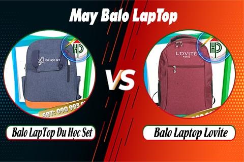 so sánh balo laptop lovite và balo laptop du học set