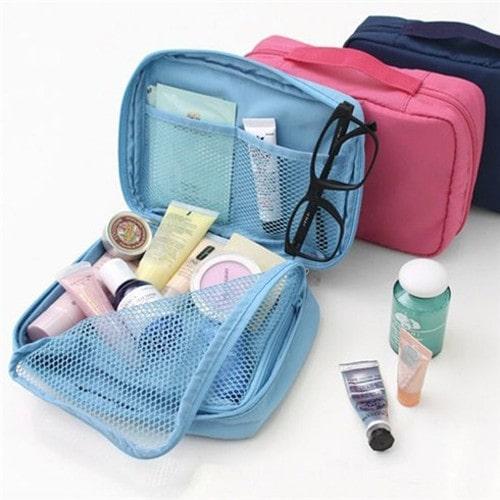 Túi đựng mỹ phẩm- Người bạn đồng hành trong mỗi chuyến đi