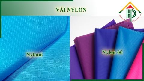 Vải Nylon6 và Mylon66