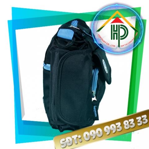 Túi đeo chéo Jasper Swac mặt hong
