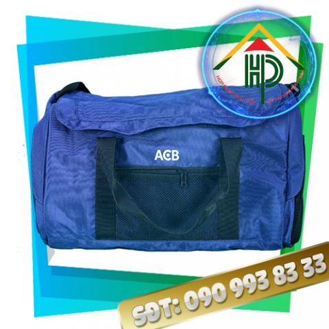 Túi xách quà tặng ACB mặt trước