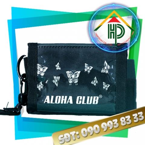 Ví thời trang Aloha Club