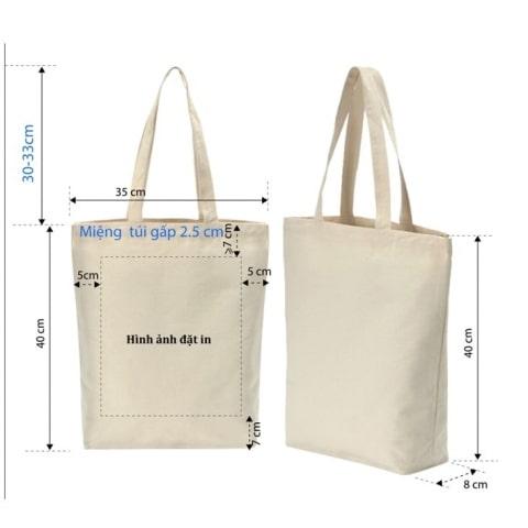 Mách bạn quy trình đặt in túi canvas theo yêu cầu tại Hợp Phát