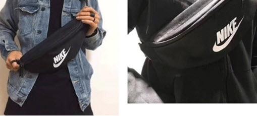 Mẫu túi đeo chéo nam Nike