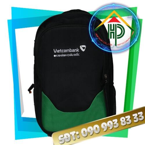 Balo quảng cáo Vietcombak
