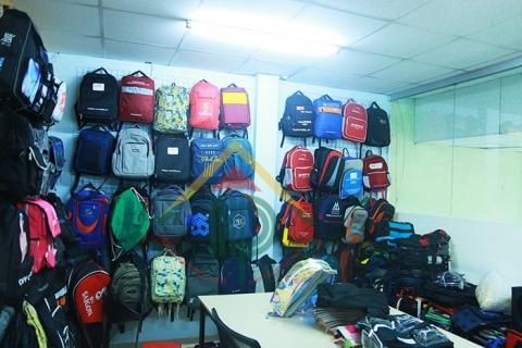 Phòng mẫu balo túi xách Hợp Phát