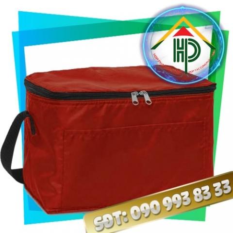 Túi Giữ Nhiệt Màu Đỏ