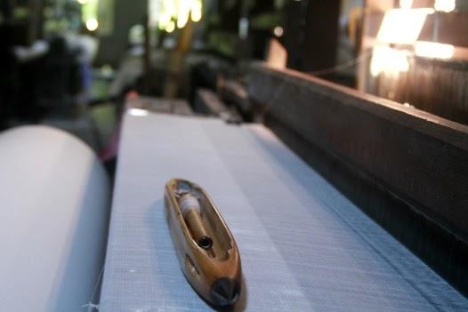 Quy trình sản xuất vải đũi