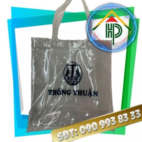 Túi PVC ép nhiệt Thông Thuận