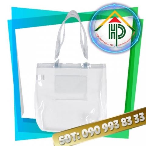 Túi PVC Ép Nhiệt UBDTY