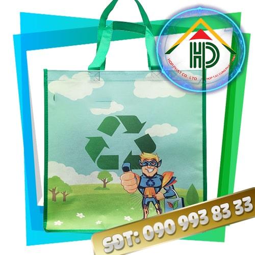 Túi RPET Eco Green