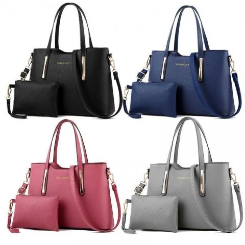 Túi xách nữ công sở màu sắc thanh lịch và sành điệu