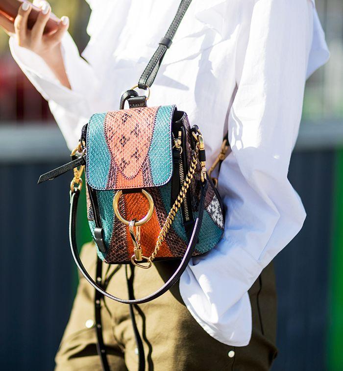 Balo thời trang luôn thu hút được sự chú ý của khách hàng nhiều nhất