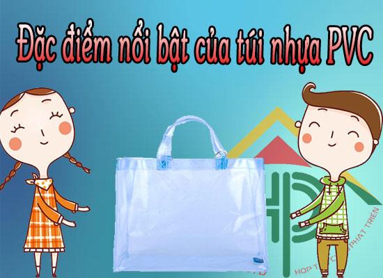 Đặc điểm nổi bật của túi nhựa PVC