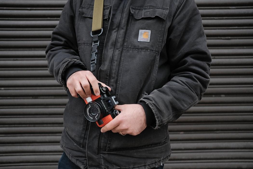 dây máy ảnh film